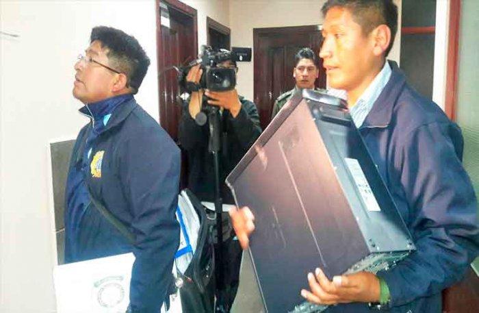Detienen a vocal del Tribunal de Justicia por negociar ... - photo#24