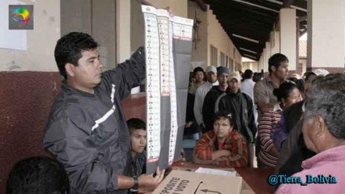 Elecciones judiciales del 3 de diciembre tendrá veedores de la OEA, Unasur y otros