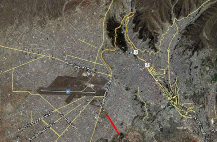 Alcaldía presenta CD interactivo de imágenes satelitales