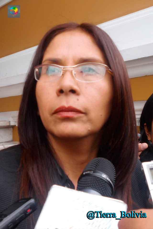 Millares: con el Código Penal y elecciones judiciales el MAS intenta ocultar la crisis de la justicia