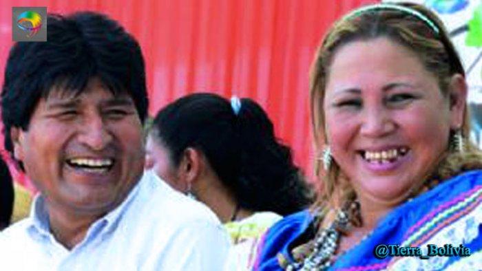 Rafael Quispe denuncia que liberaron a Melva Hurtado implicada en desfalco del Fondo Indígena