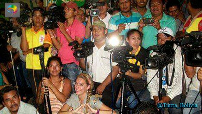 Periodistas de Beni en emergencia, por amenazas de autoridades políticas y judiciales