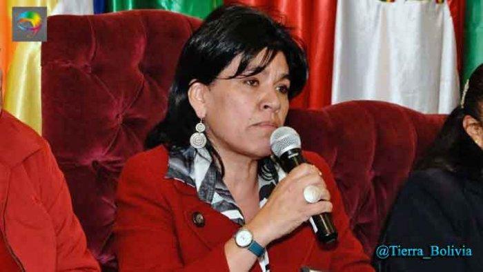 Presidenta del Tribunal Electoral aclara que expresiones ciudadanas son válidas y no supone sanción